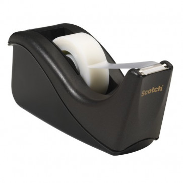Dispenser C60 Scotch nero C60-BK4