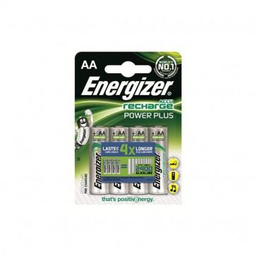 Ricaricabili Energizer stilo AA 2000 mAh 635178/637533 (conf.4)