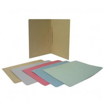Cartelle ad aghi in cartoncino Euro-Cart azzurro CM05AZ (conf.50)