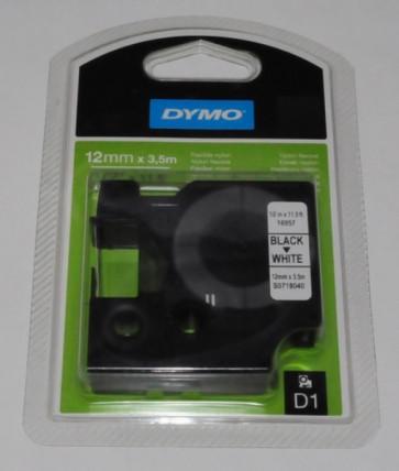 Nastri Dymo D1 speciali Nylon 12 mm x 3,5 m S0718040 (ex 16957)