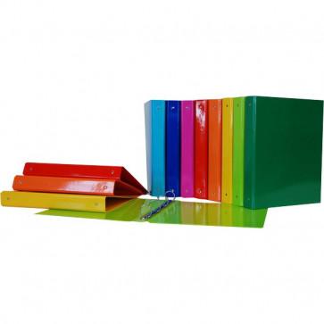 Raccoglitori Eurocart in carta plastificata verde CPCL4-30VE