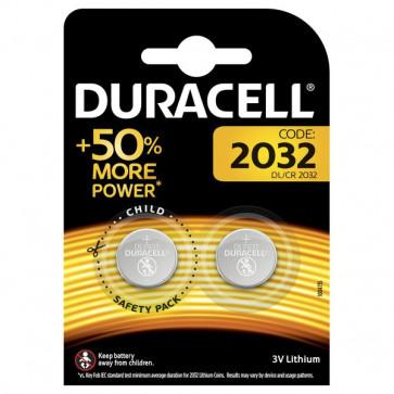 Pile Duracell Specialistiche bottone litio 2032 BL2 81575101 (conf. 2)