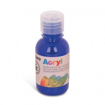 Colori acrilico Primo - 29x15,4x13 cm - blu oltremare - 402TA125500