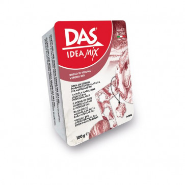 Panetto idea mix DAS - rosso di Verona - 342002