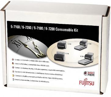 FUJITSU 2 RULLI PESC 2 BREAK ROL X FI-7160