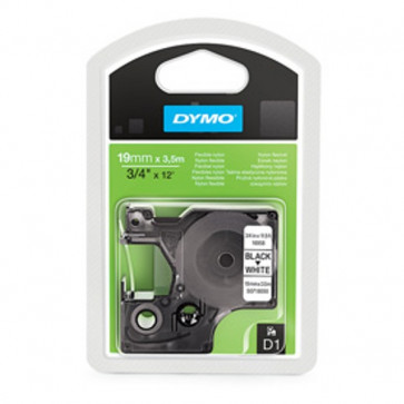Nastri Dymo D1 speciali Nylon 19 mm x 3,5 m S0718050 (ex 16958)