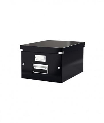 Scatole archivo Click & Store scatola grande- nero
