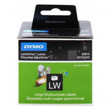 Etichette per Dymo LabelWriter permanenti 70x54 mm bianco S0722440 (pz.1x320)(ex 99015)