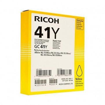 Originale Ricoh 405764 cartuccia gelo giallo
