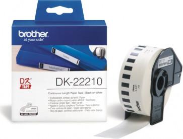 Nastro in carta serie DK Brother 29 mm x 30,48 m DK22210