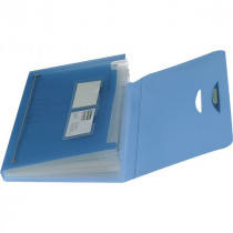 Trasparente Dorso 25 mm Rexel 2102027 Ice Scatola Portadocumenti A4