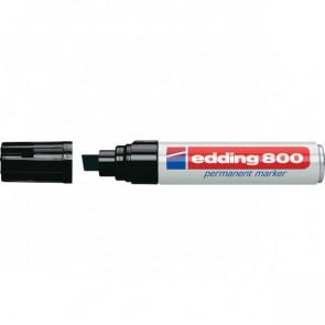 Marcatore permanente 800 Edding nero scalpello 4-12 mm 800 001