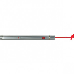Puntatore laser punto-freccia Legamaster 100 m 5757 00
