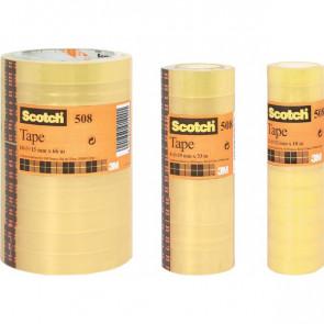 Nastro trasparente Scotch® 508 19 mm x 33 m 508-1933 (conf.8)