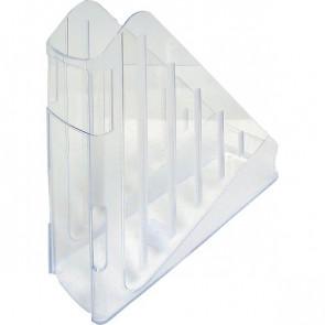 Portariviste con profondità maggiorata Arda cristallo TR4118CR