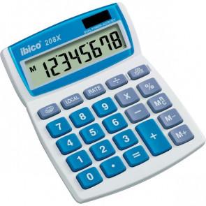 Calcolatrice da tavolo 208X Ibico IB410062