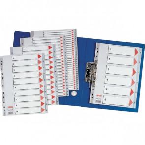 Rubriche numeriche in PPL Esselte 20 tasti 100107