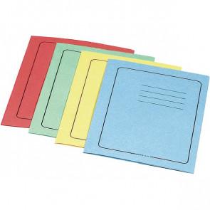 Cartelle manilla 3 lembi ad alto spessore Esselte azzurro 551350 (conf.25)