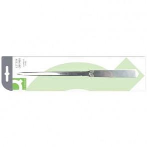 Apribuste tagliacarte Q-Connect acciaio inossidabile 24,5 cm E-29693 IA