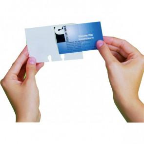 Buste di ricambio per schedario alfabetico da tavolo Visifix® Durable 2418-19 (conf.40)