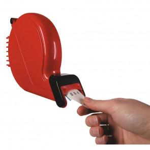 Dispenser per eliminacode MARKIN rosso/nero Y610DISP