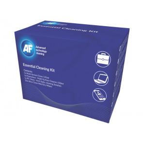 Kit detergente AF International Essential Cleaning AECK001