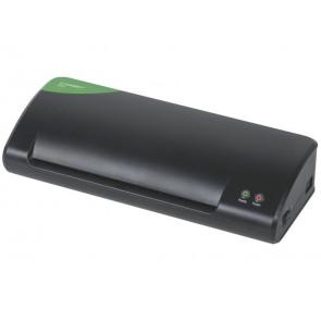 Plastificatrice a caldo Q-Connect nero A4 KF17001
