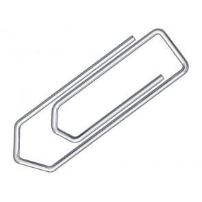 Fermagli Q-Connect filo di acciaio nichelato 32 mm