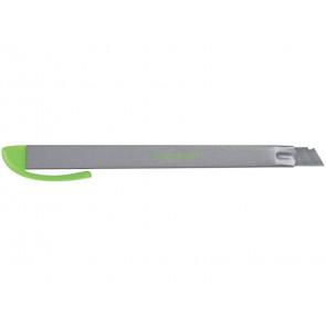 Cutter in metallo con guida Q-Connect 9 mm