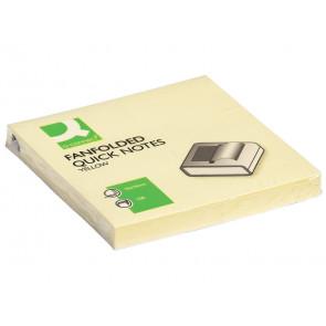 Foglietti riposizionabili a fisarmonica Q-Connect Z-Quick Notes 70 g/mallo