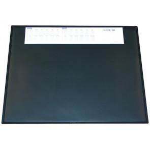 Sottomano con copertina Q-Connect 63x50 cm nero