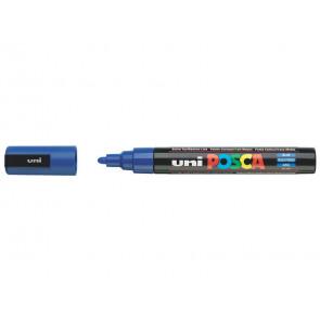 Marcatore a tempera POSCA Uni-Ball punta tonda 1,8-2,5 mm blu
