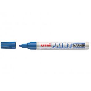 Marcatore permanente PAINT punta tonda 2,8 mm BLU M PX20 B