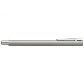 Penna Stilografica Faber-Castell Neo Slim M metallo satinato