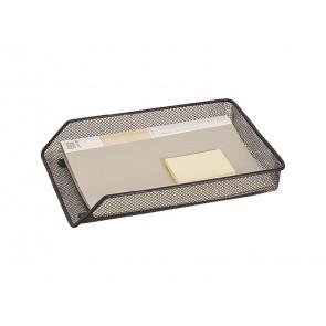 Vaschetta portadocumenti Q-Connect 365x55x280 mm caricamento frontale nero