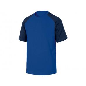 T-Shirt Mach Delta Plus bicolore girocollo manica corta