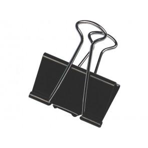 Molle Double Click Q-Connect Foldback 24 nero 24 mm
