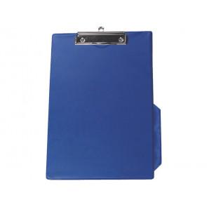 Portablocco con molla Q-Connect A4 - Protocollo blu