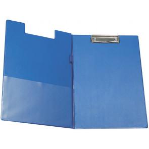 Cartella portablocco con molla Q-Connect A4 - Protocollo blu