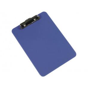Portablocco con molla Q-Connect A4 blu