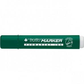 Marcatore Tratto Marker a scalpello verde 1- 5 mm 8402 04 (conf.10)