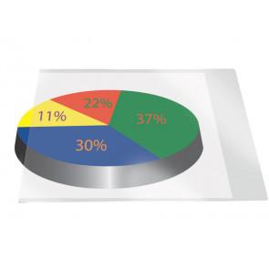 Etichette adesive permanenti Q-Connect A5