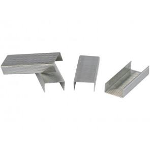 Punti zincati per cucitrice Q-Connect 24/6 argento