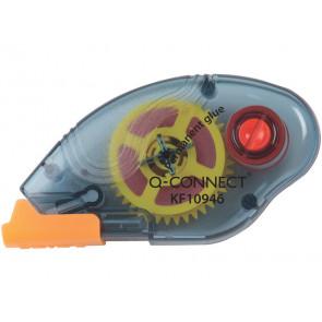 Colla roller permanente Q-Connect monouso 6,5 mm x 8,5 m