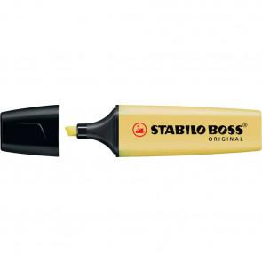 Evidenziatore Stabilo Boss Original Pastel 2-5 mm giallo banana 70/144