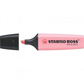 Evidenziatore Stabilo Boss Original Pastel 2-5 mm rosa antico 70/129