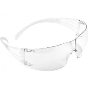 Occhiali di protezione 3M lenti trasparenti SF201AF