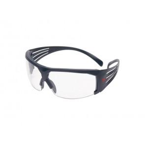 Occhiali di protezione 3M lenti trasparenti in PC SF601SGAF-EU