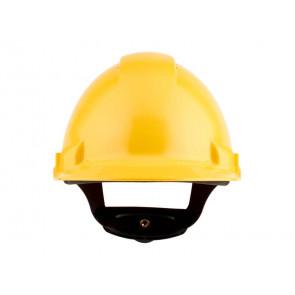 Elmetto di protezione 3M giallo  G3000NUV-GU