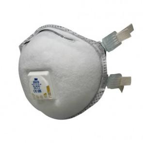Respiratore monouso per saldatura 3M FFP2 con valvola Conf. 10 pezzi - 9928